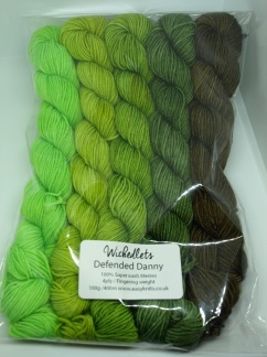 Easyknits Wickedlets - Wickedlets Defended Danny
