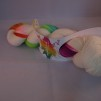 Easyknits Flash - Flash Rainbow blanc