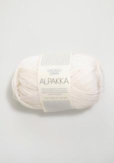 Sandnes Alpakka, 50g - Sandnes Alpakka, 1001