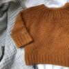 Petite Knit mönster - PetiteKnit Alfreds tröja (0-3mån-7-8 år)