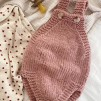 Petite Knit mönster - PetiteKnit Lillebrors romper (0-1mån-18-24mån)