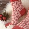 Yarnesty mönster - Yarnesty Sankta Lucias sockor