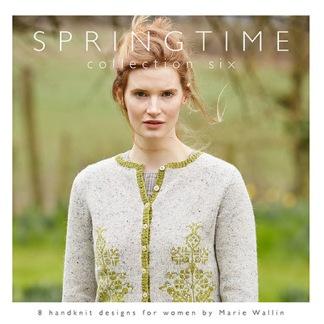 Rowan Springtime collection six - Rowan Springtime col. six