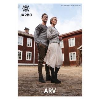Järbo mönsterhäfte Arv 1 Dam Herr - Järbo Arv 1, Dam och Herr
