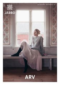Järbo mönsterhäfte Arv 2 Dam/ Herr - Järbo mönsterhäfte Arv 2 Dam/Herr