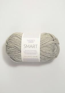 Sandnes Smart - Sandnes smart, 1032 ljusgrå melerad