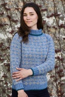 Permin mönster Klassisk sweater till dam i Emma, 893727 - Permin mönster klassisk sweater till dam i Emma, 893727