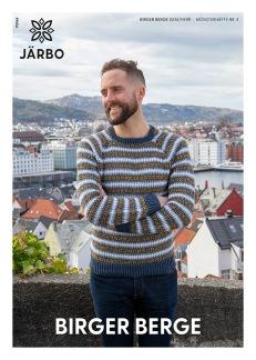 Järbo mönsterhäfte 4 Birger Berge - Järbo mönsterhäfte 4, Birger Berge