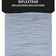 Reflextråd grå 0,5mm/50m