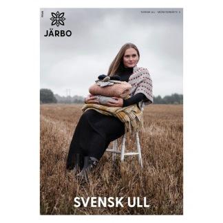 Järbo häfte, Svensk ull - Järbo mönster häfte, Svensk ull