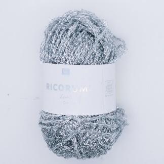 Ricorumi lamé - Ricorumi lamé silver