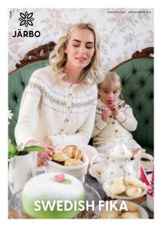 Järbo mönsterhäfte 8, Swedish Fika -