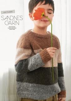 Sandnes häfte 2103, Mjukt till barn - Sandnes häfte 2103, Mjukt till barn