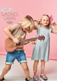 Sandnes häfte 2105, Sommar barn - Sandnes häfte 2105, sommar barn