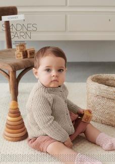 Sandnes häfte 2106, Sommar baby - Sandnes häfte 2106, sommar barn