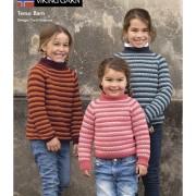 Viking häfte 2116, Vår tema Barn