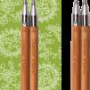 ChiaoGoo spin tippar bambu10cm 4