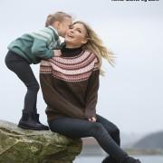 Viking häfte 2008, Alpaca Liten Storm- Dam och barn