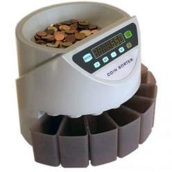 Myntsorterare CS200 EUR