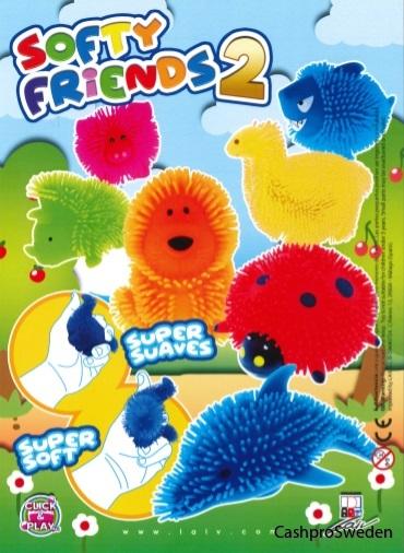 SoftyFriends Size7