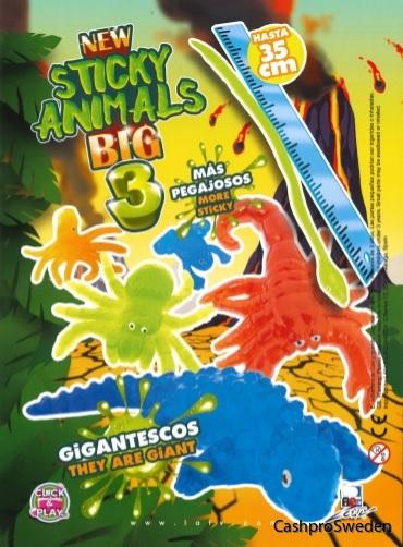 StickyAnimals Size7