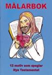 Målarbok - Nya Testamentet