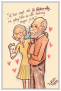 Vykort romantik
