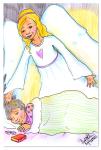 Vykort änglar