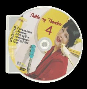 Thilda og Theodor - DVD 4