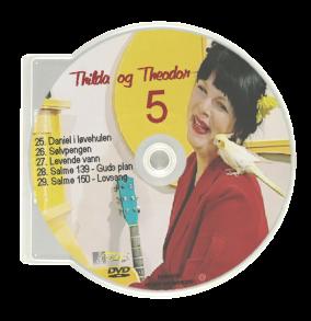 Thilda og Theodor - DVD 5