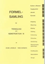 Formelsamling för Teknologi och Konstruktion M