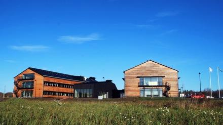 Vreta Kluster - ett teknikcentrum för de gröna näringarna med 26 företag