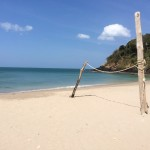 The south beaches of Koh Lanta are never crowded