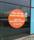 Orange plopp