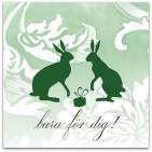 019-gröna harar