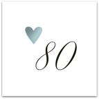 016 80 - stansat hjärta