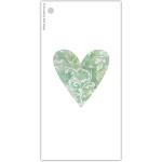 166 grönt hjärta