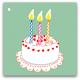 133 tårta 3 år