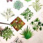 trädgårdsparterr-målas