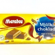 Mjölkchoklad 200g (milk chocolate 200g)
