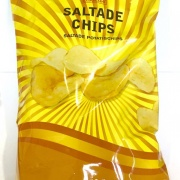 Saltade chips (Salted chips)
