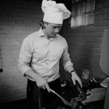 grillkock korv