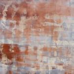 utan titel 2, 90x103 cm, akryl, Pris 9000:-