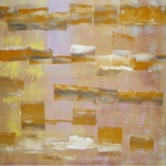 utan titel 7, 73x73 cm, akryl, Pris 6000:-