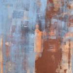 Källan, 54,5x45,5 cm, akryl, Pris 5000:-