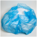 Insatspåse blå 30 kg 500st, 2x250st/rulle