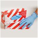 Hygienhandske Nitril blå
