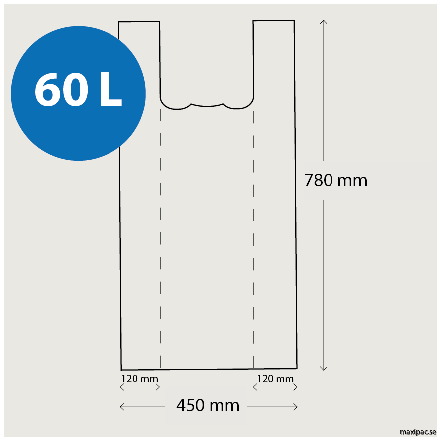 mått 60L