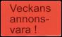 Etiketter med text 37x22mm 2000st - Veckans annonsvara