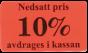 Etiketter 37x22mm 10-50% 2000st - 10%